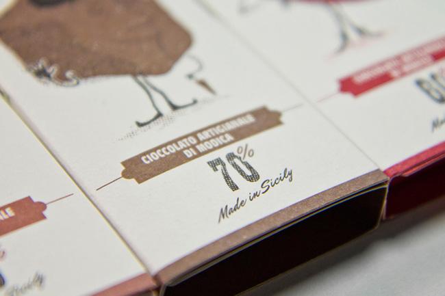 Opakowanie czekolady Sabadi