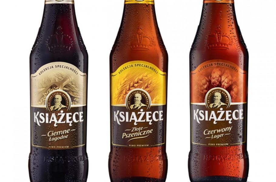 Butelka Piwa Książęce Najlepsze Inspiracje Opakowań