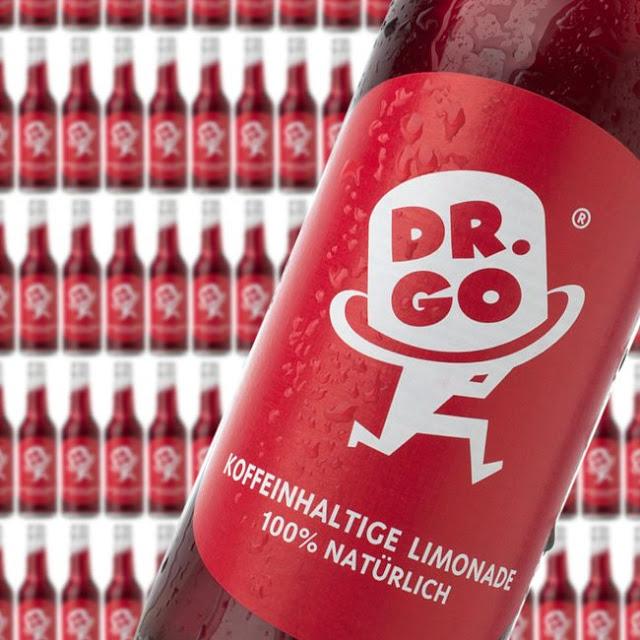 Butelka napoju Dr. Go