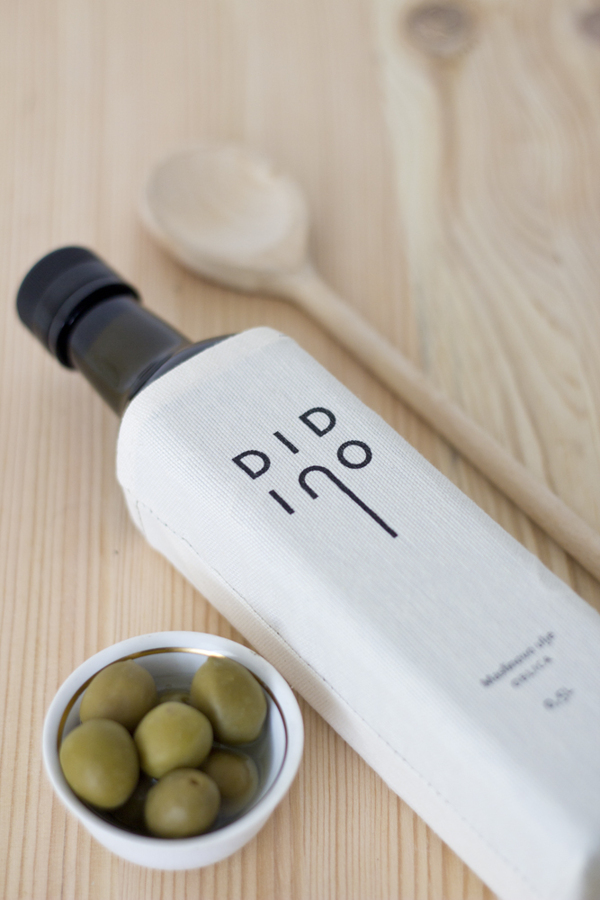 Butelka oliwy Didino