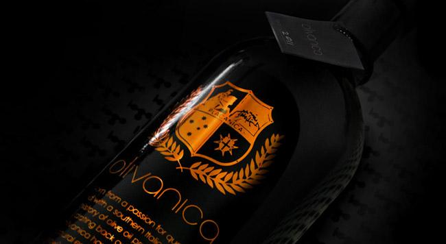 Butelka oliwy Olivanica
