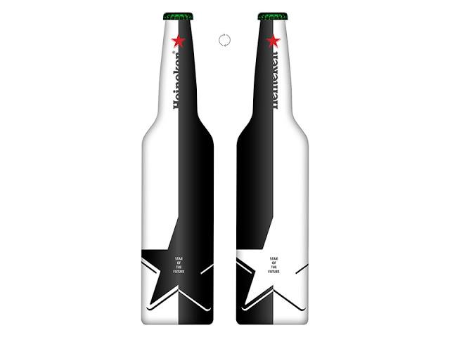 Butelka piwa Heineken