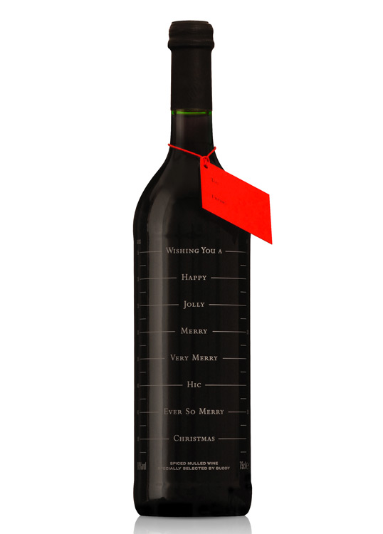 Butelka wina Buddy Mulled Wine