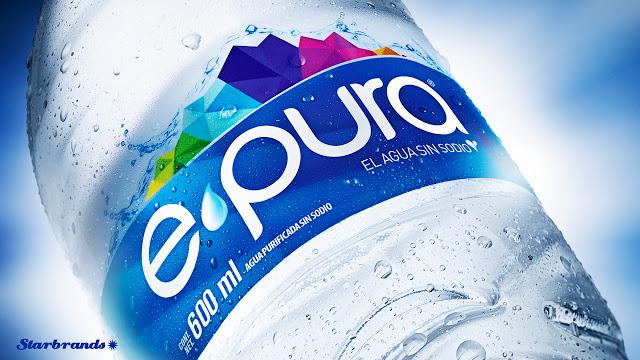 Butelka wody Epura