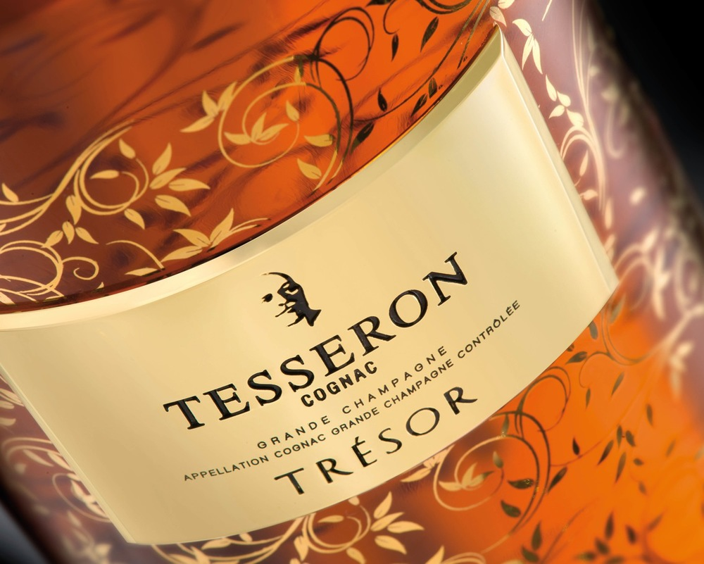Cognac TESSERON Signature Collection