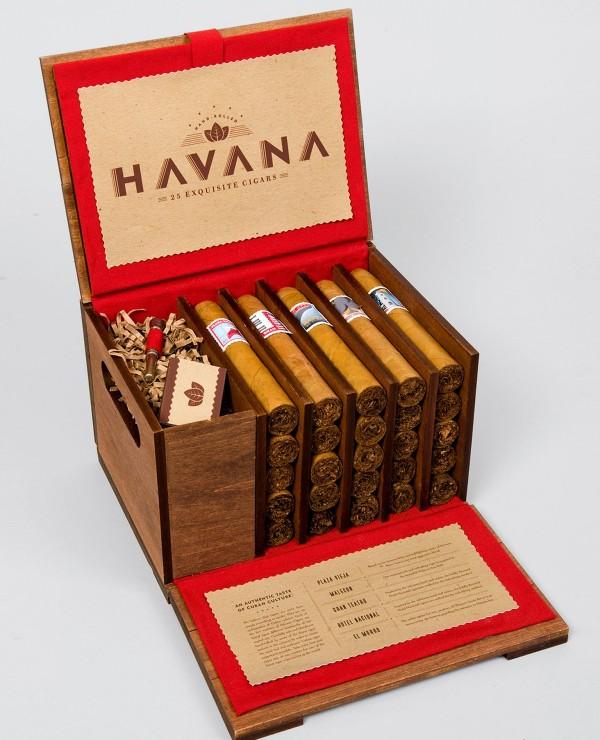 Cygaro Havana (projekt studenta)