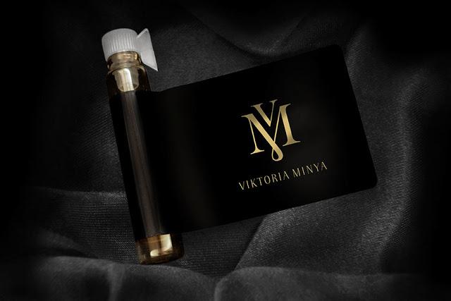 Flakon perfum Viktoria Minya