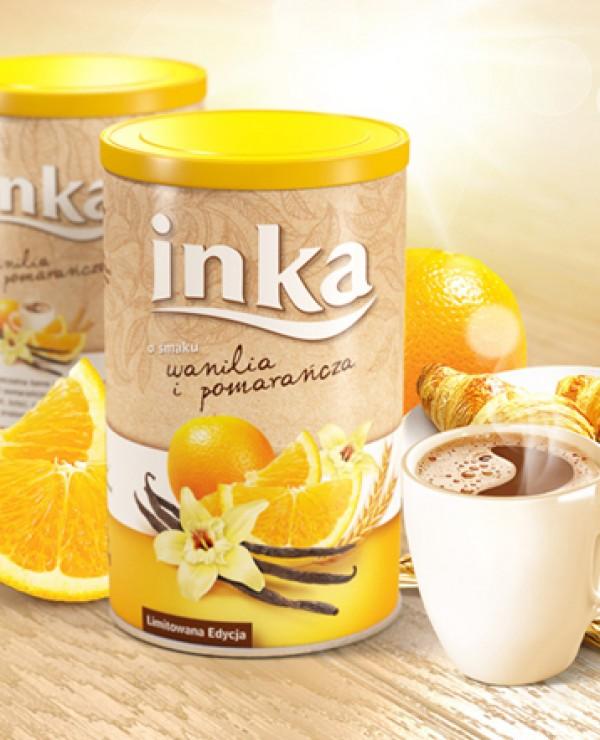 INKA wanilia & pomarańcza