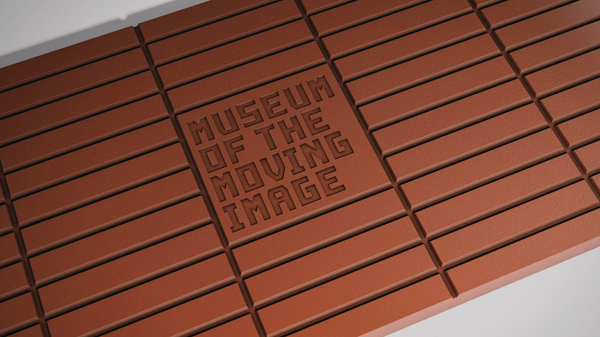 Museum of the Moving Image Chocolate Bars