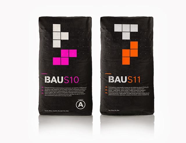 Opakowania materiałów budowlanych BAU Building Materials