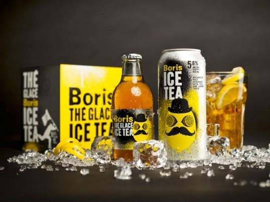 Opakowanie Boris Ice Tea