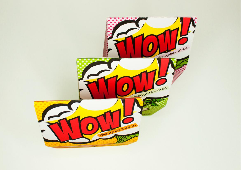 Opakowanie chipsów Wow!