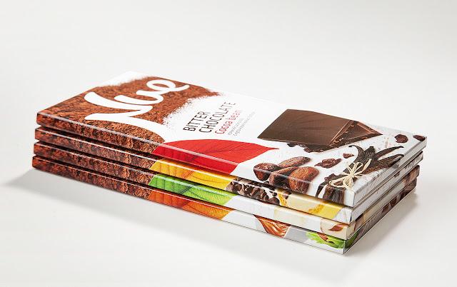 Opakowanie czekolady Naked Taste Of Chocolate