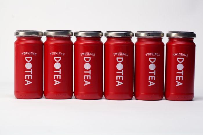 Opakowanie herbaty DOTEA (projekt studencki)
