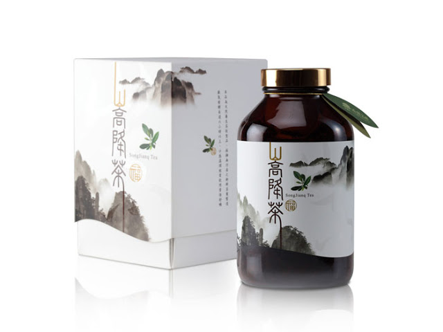 Opakowanie herbaty Forest Treasure SongJianq Tea4