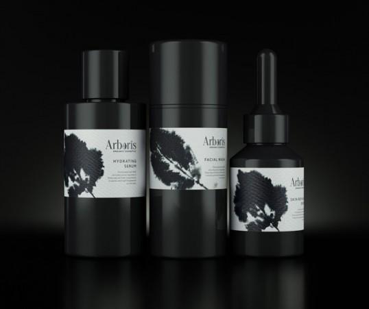 Opakowanie kosmetyków Arboris