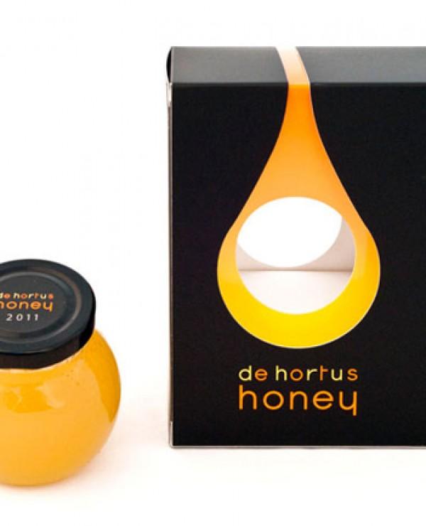 Opakowanie miodu De Hortus honey1