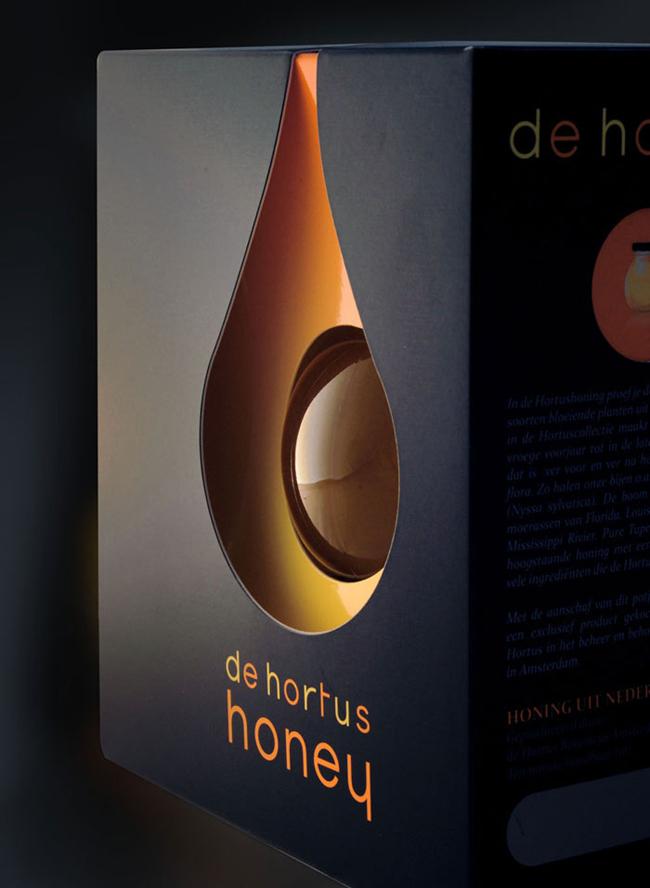 Opakowanie miodu De Hortus honey2