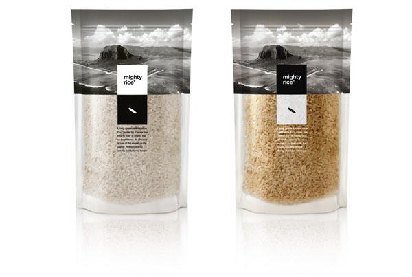 Opakowanie ryżu Mighty Rice