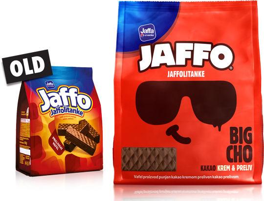 Opakowanie słodyczy JAFFO