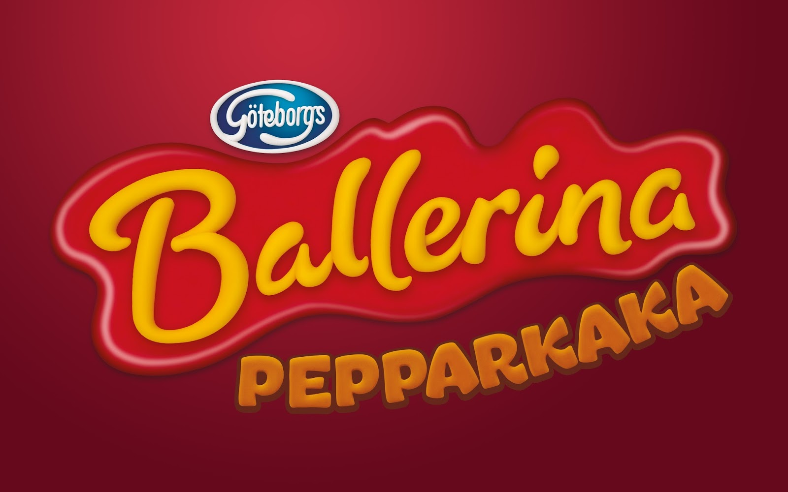 Projekt opakowania Ballerina Pepparkaka