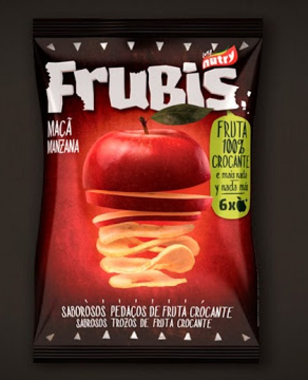 Paczka suszonych owoców Frubis