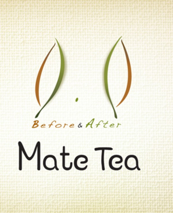 Projekt opakowania herbaty Mate Tea