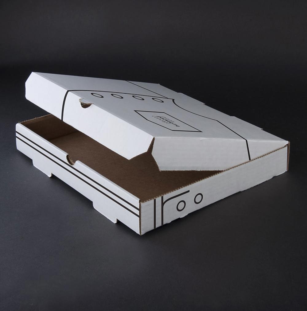 Projekt pudełka pizzy