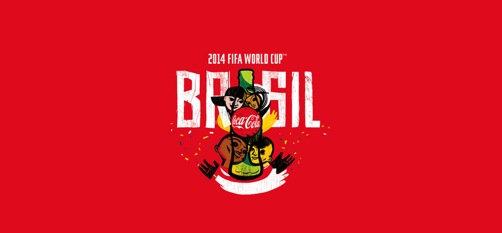 Puszka Coca-Cola 2014 FIFA World Cup™