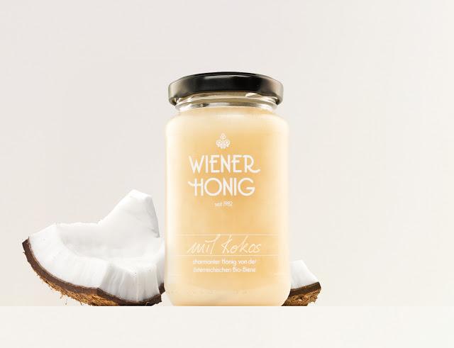 Słoik miodu Wiener