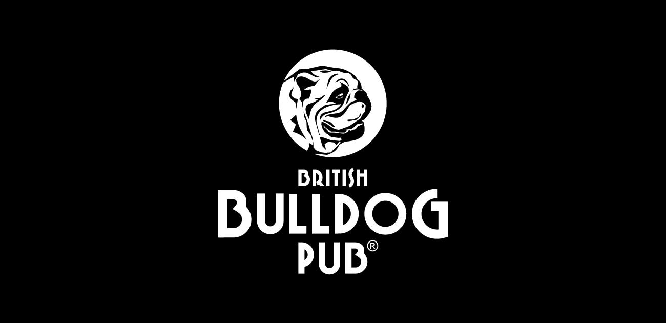 Seria opakowań dla British Bulldog Pub
