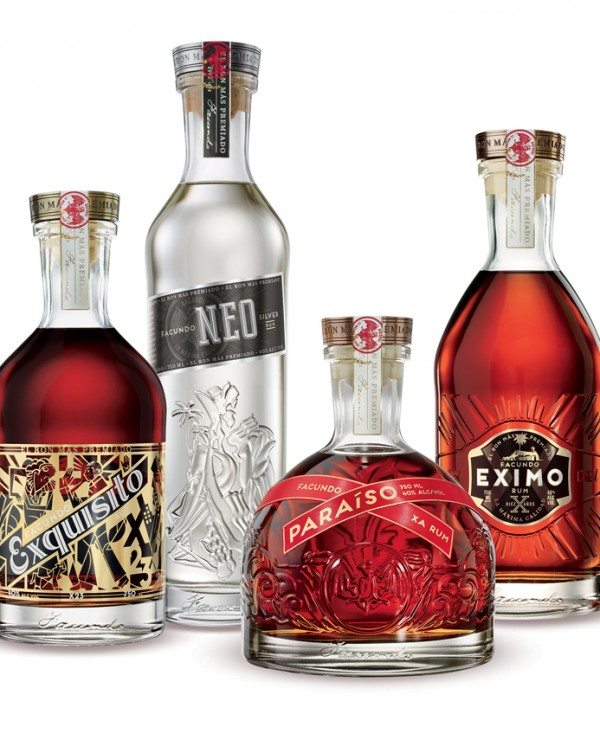 The Facundo Rum Collection
