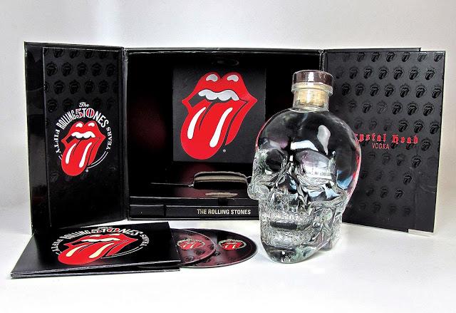 Zestaw upominkowy na 50 rocznicę powstania Rolling Stones
