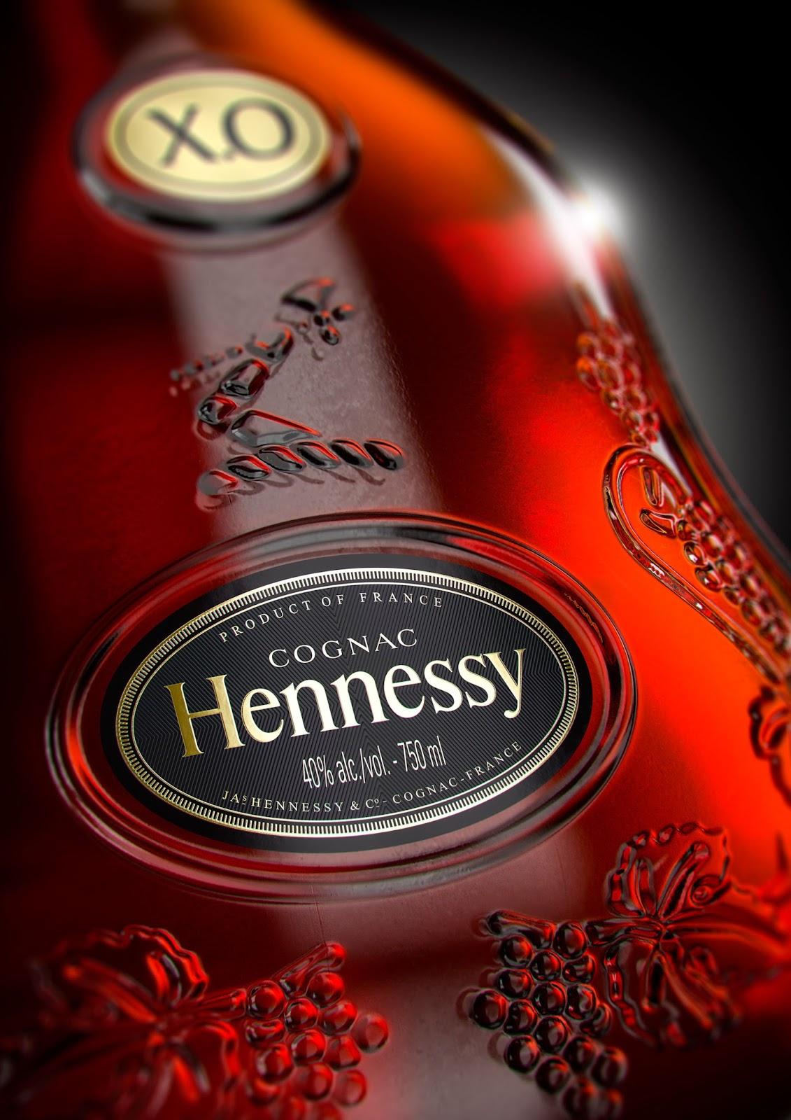 Koniak Hennessy XO