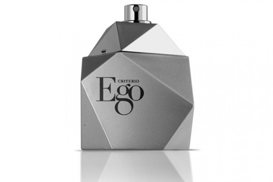 Projekt flakonu marki Ego
