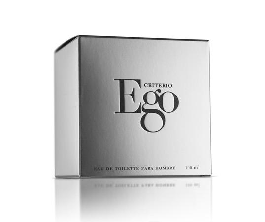 Projekt flakonu marki Ego 2