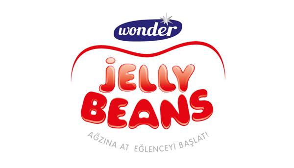 opakowanie cukierków Jelly Beans