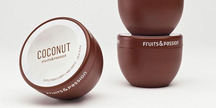 opakowanie kosmetyków marki Fruits & Passion1