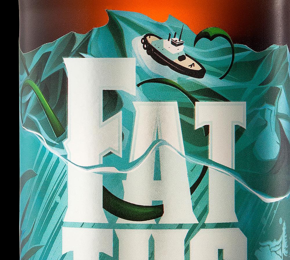 Piwo Fat Tug IPA